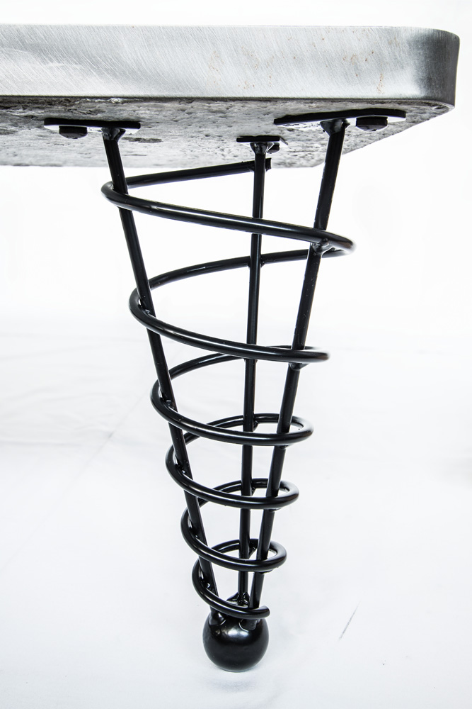 12 straight coffee height table legs product detail